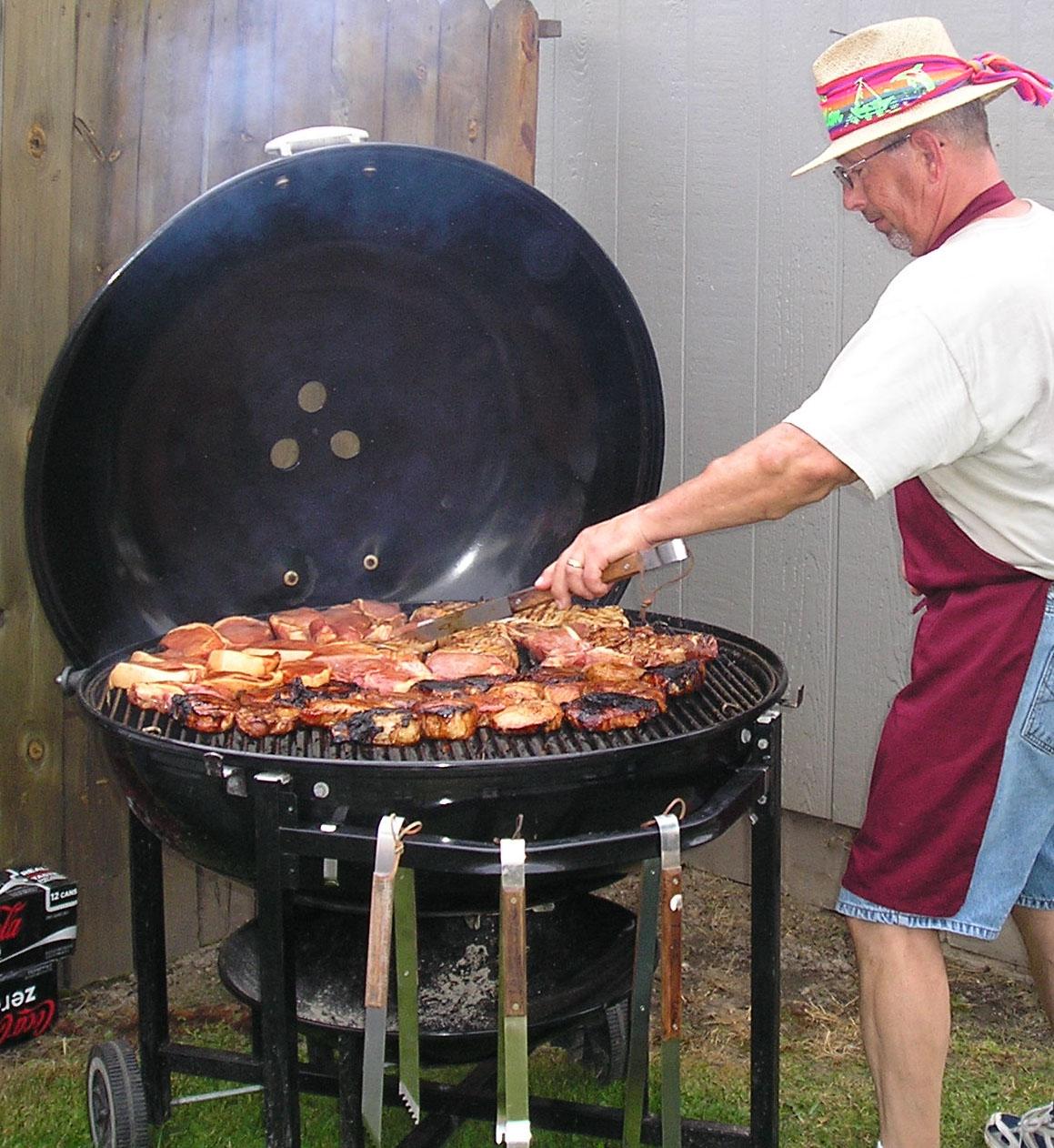 Pork-on-a-Stick